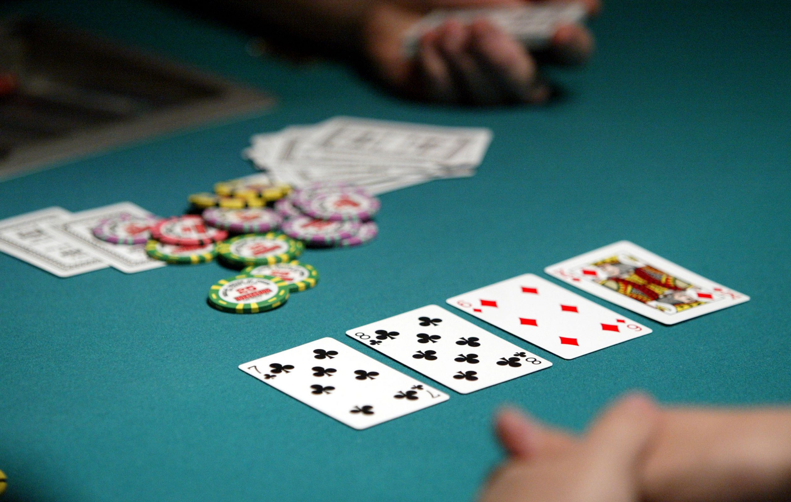 The Reasons Why Everybody Cherishes Online Poker