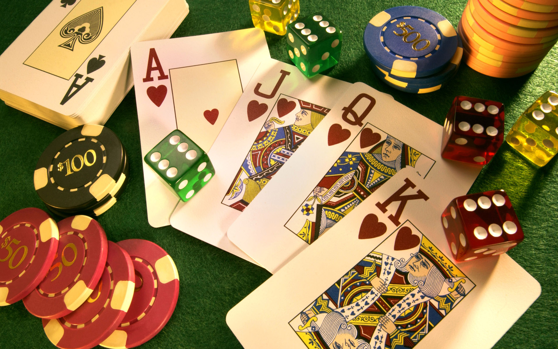 Features of the online casino than traditional casino