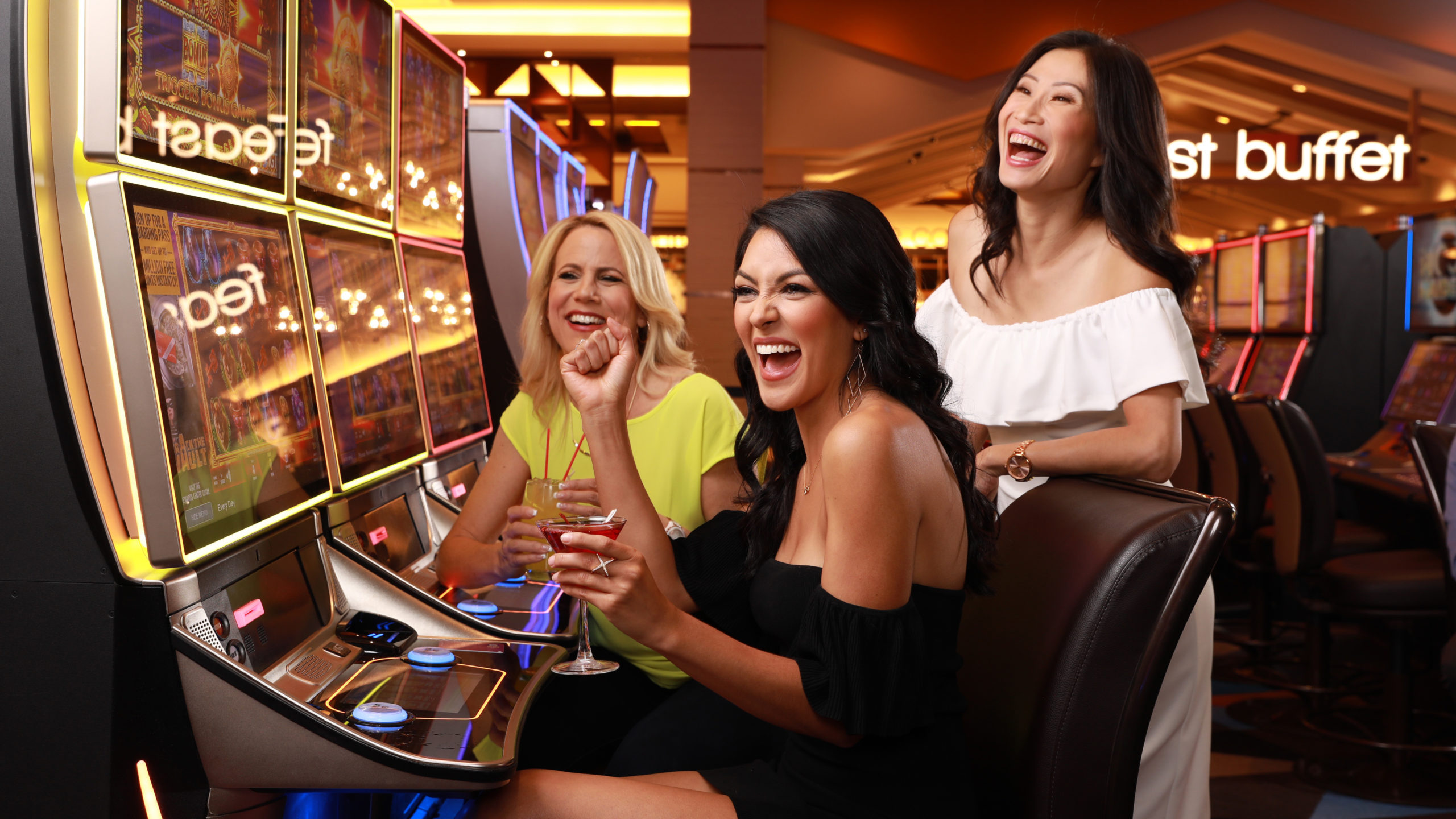 Slot Machines – Are They What You Thought They Were?