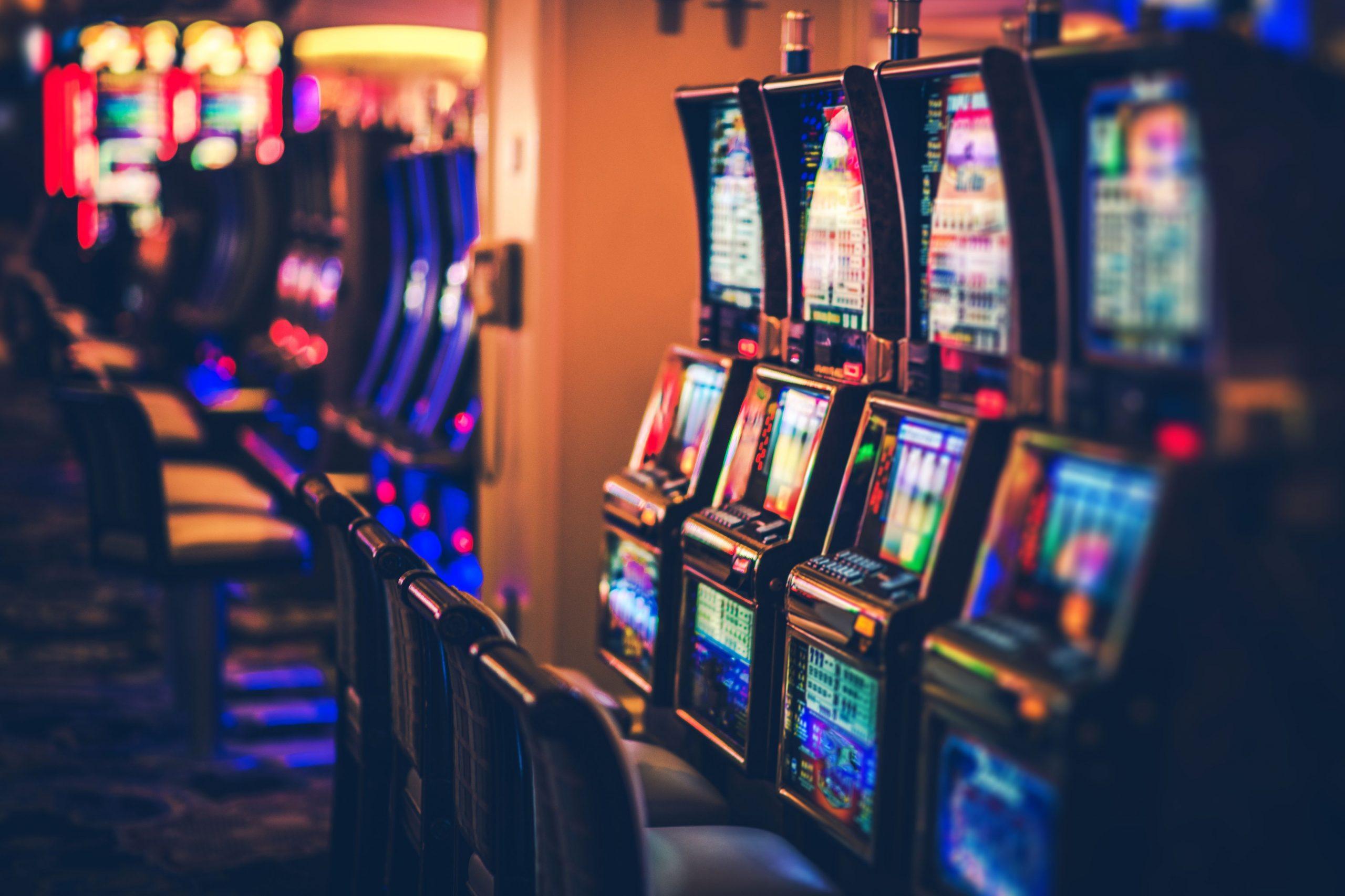 slot games real money