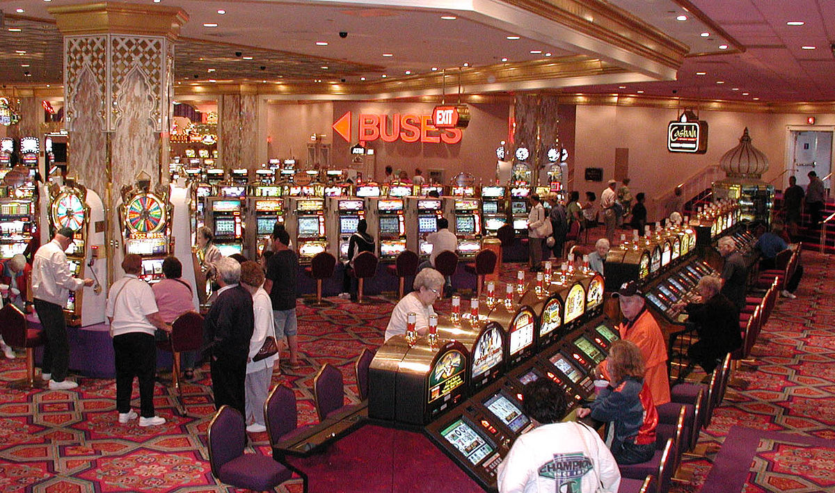 Checking Out the Secrets of Slot Machine Games
